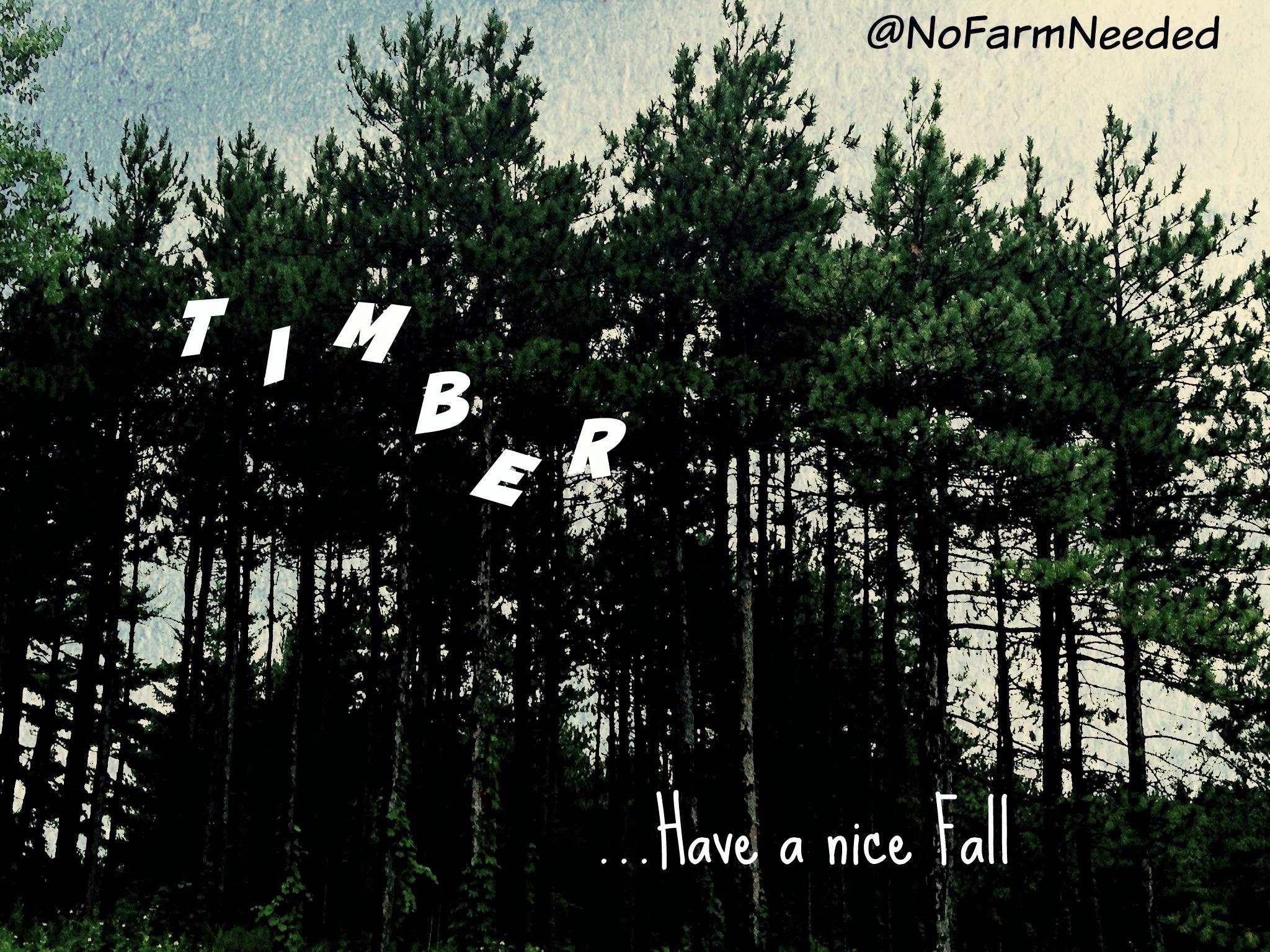 NoFarmNeeded_Arborist 101