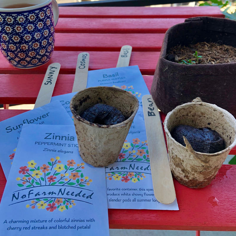 gardening subscription box in Austin