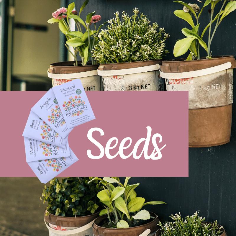 garden hippie spring box seeds