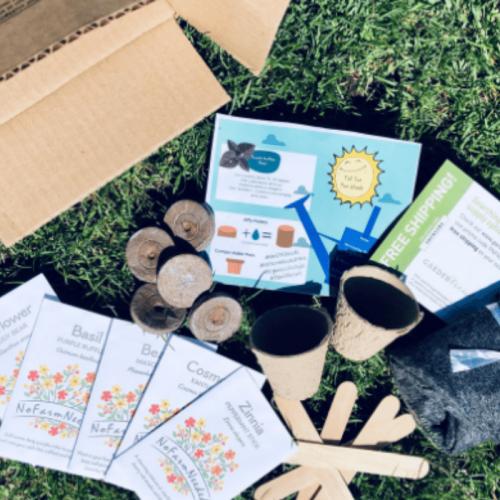 Garden Hippie summer box
