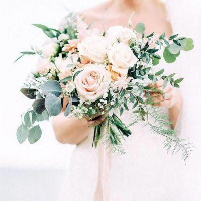 Pressed Wedding Bouquet Designs - Capturing Blooms