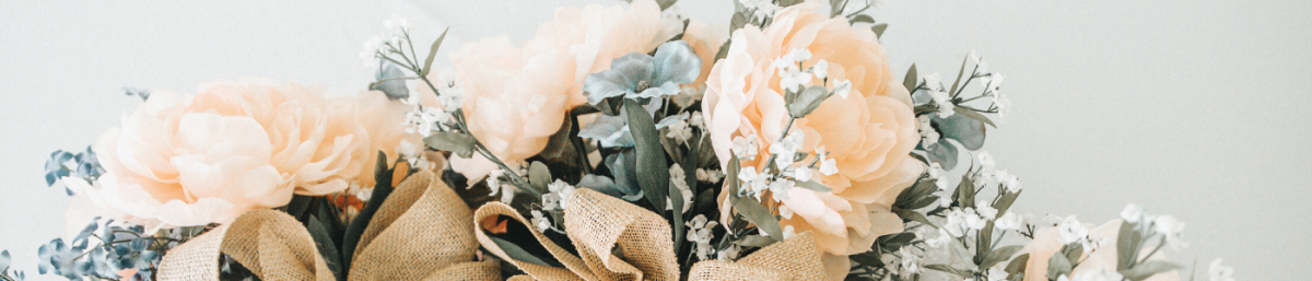 Make Unique Artwork from Your Own Wedding Flowers
