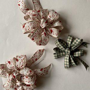 ed & Green Handmade Holiday Bows
